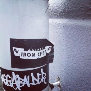 iron sticker