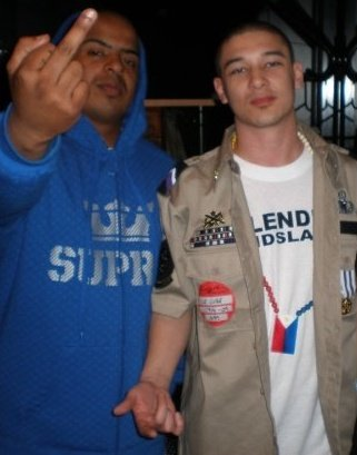 pumba dee backstage ice cube rockefeller 2009